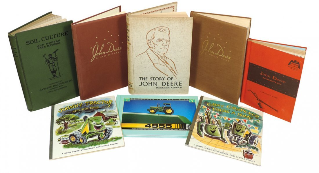 John Deere books (8), The Story of JD by Darragh