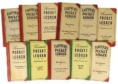 Farmers Pocket Ledgers 11 2 John Deere Plow