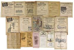 John Deere brochures 16 1913 Better Farming magazine