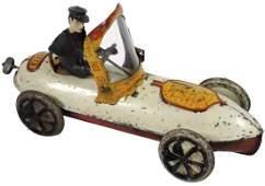 Toy Lehmann UHU Amphibious German tin windup c1915