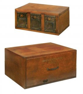 Furniture, Office Cabinet, Bradner Smith Co.-chicago,