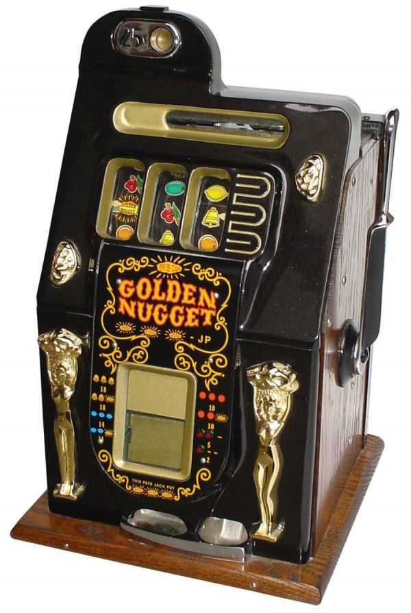 Golden Slot Machine