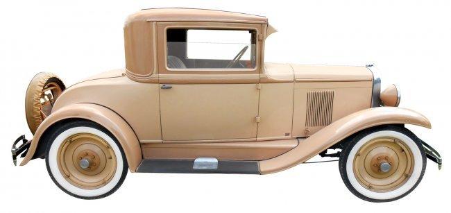 Automobile, 1929 Chevrolet Series AC International