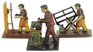 Steam toys (3), Arnold Man at Hammer Mill S23, slight