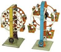 Steam toys 2 Wilhelm Krauss Ferris Wheel c1925