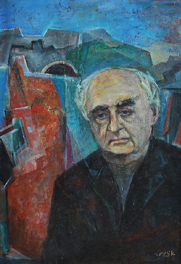 Jakob Eisenscher 1896 - 1980