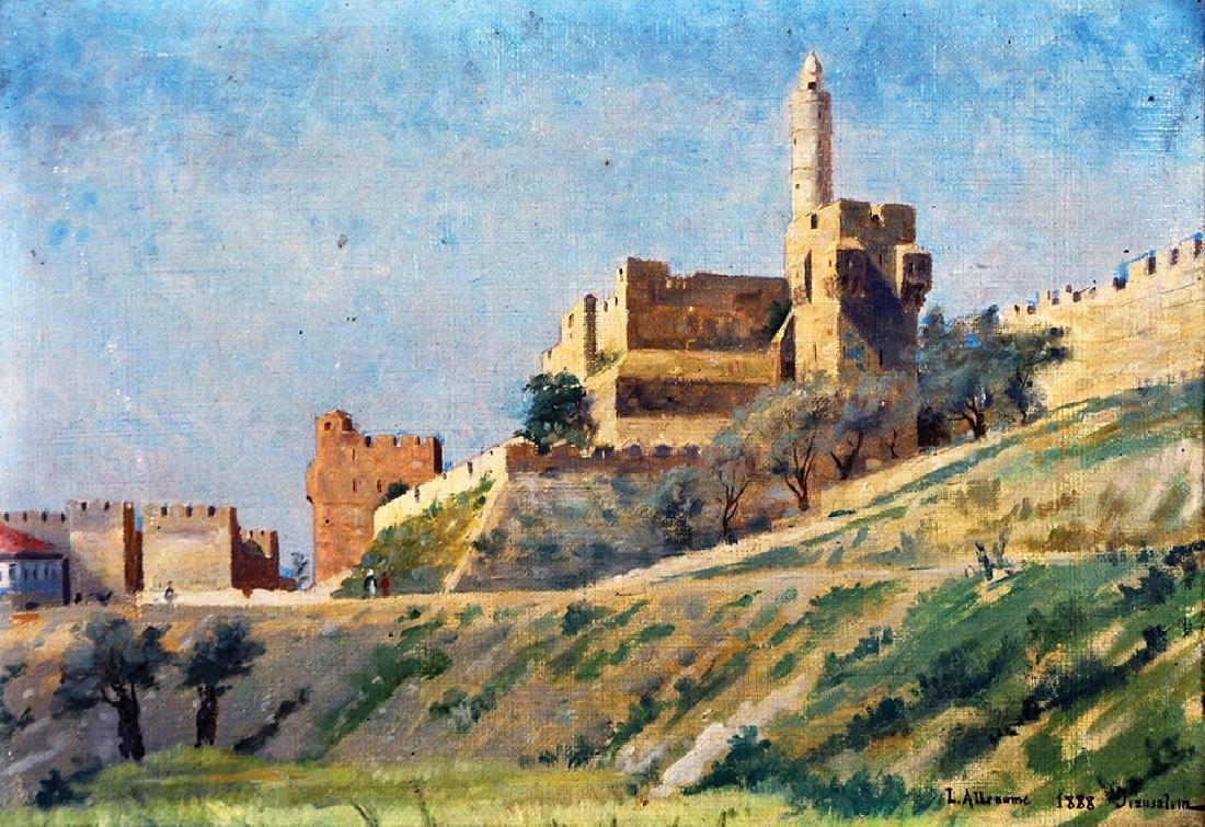 Ludovic Alleaume 1859 - 1941