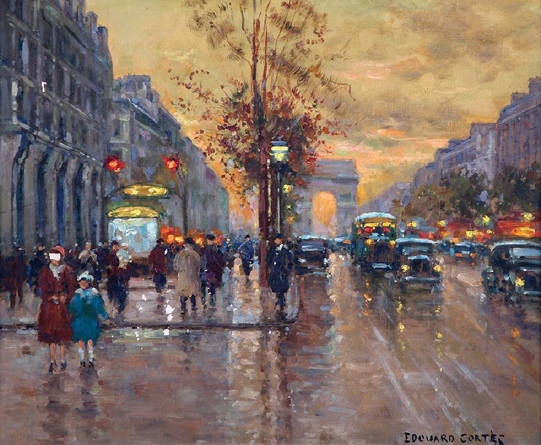 After Edouard Cortes 1882 - 1969