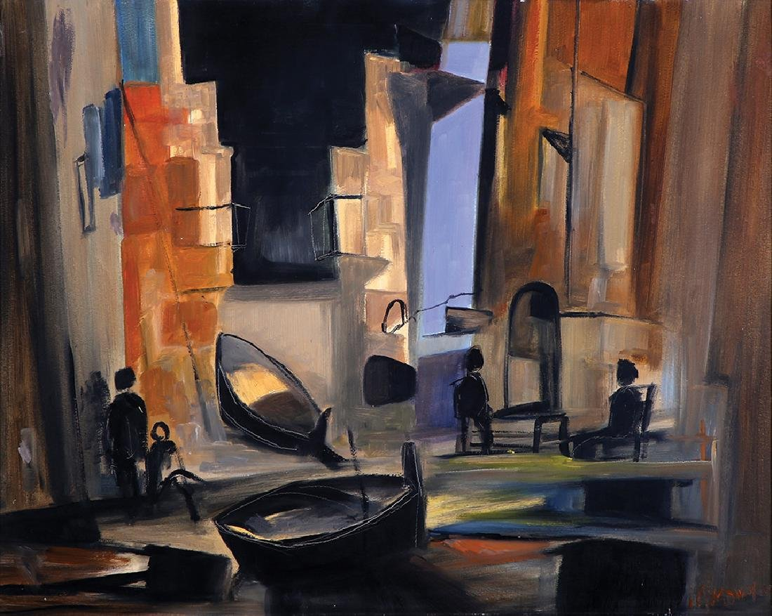 Attributed to Marcel Mouly 1918 - 2008