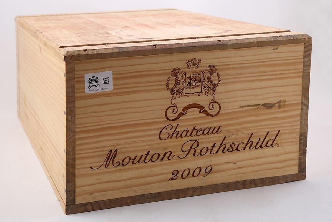 Chateau Mouton Rothschild 2009