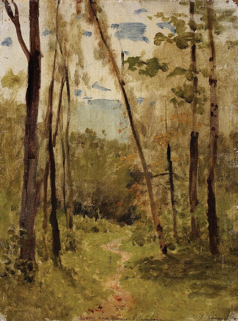 Isaak Il'ich Levitan 1860 - 1900
