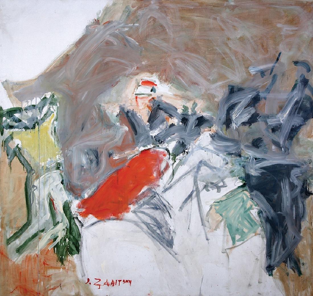 Joseph Zaritsky 1891 - 1985