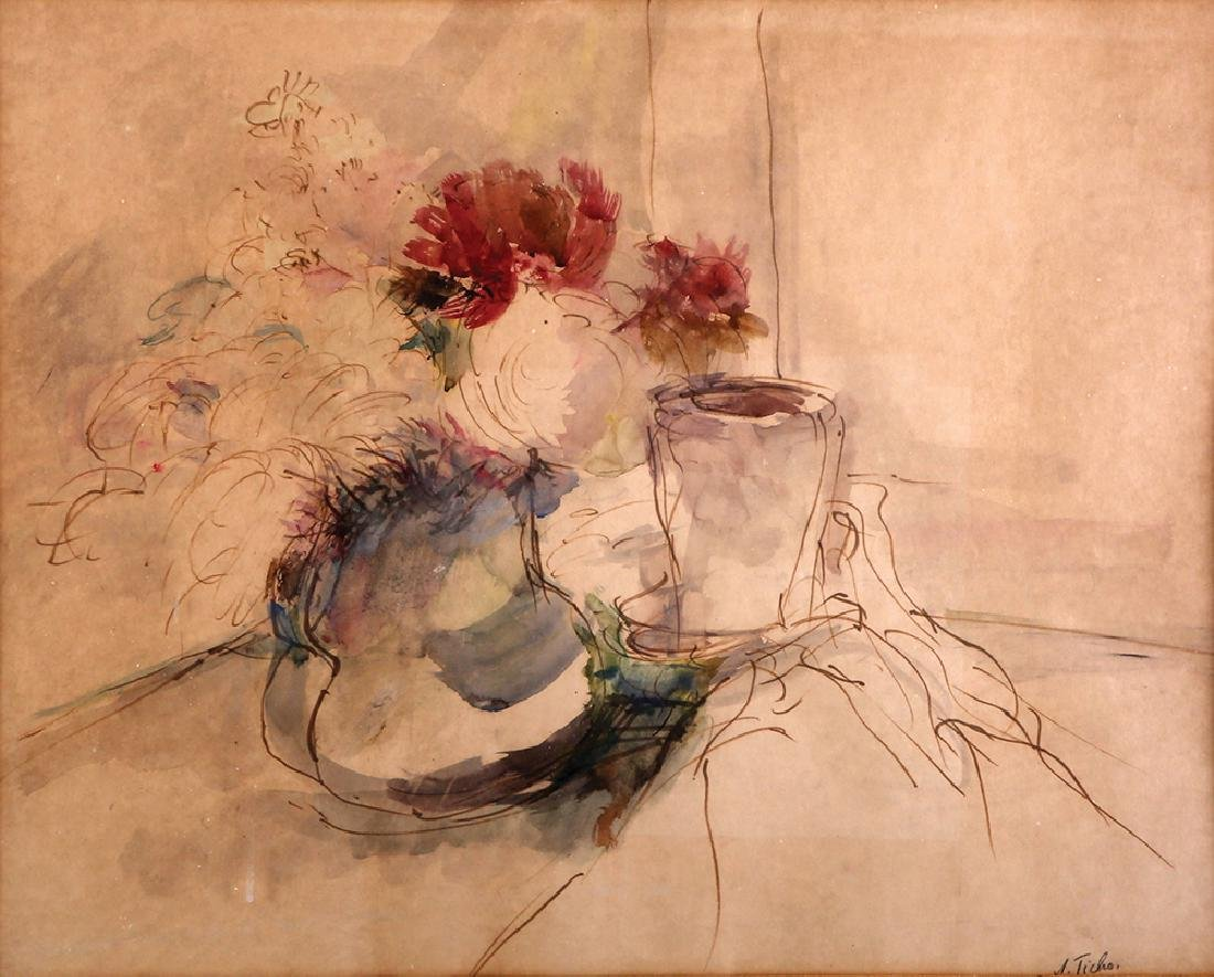 Anna Ticho 1894 - 1980