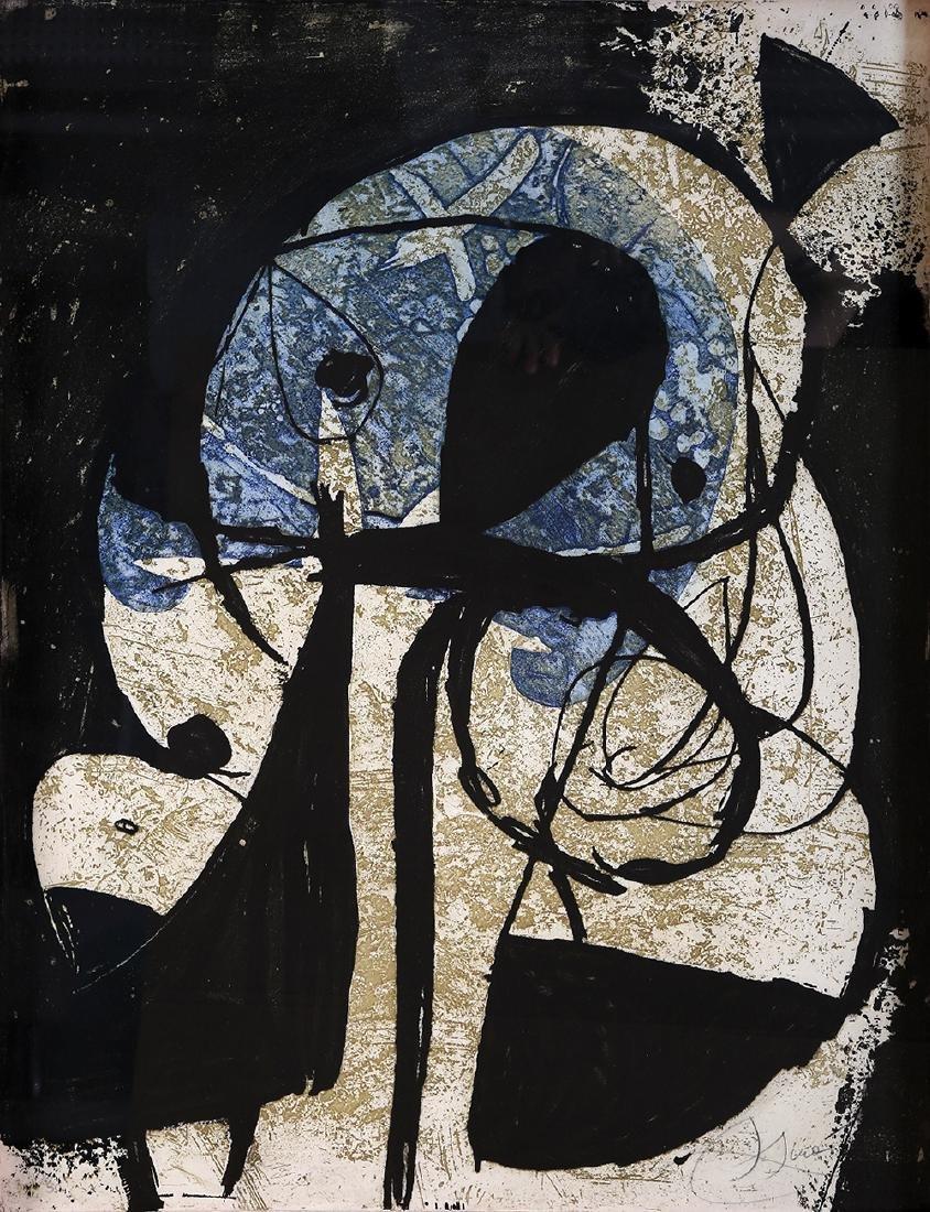 Joan Miro 1893 - 1983