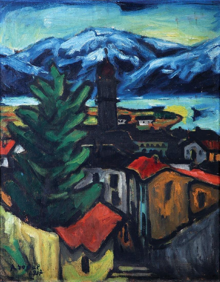 Arthur Segal 1875 - 1944