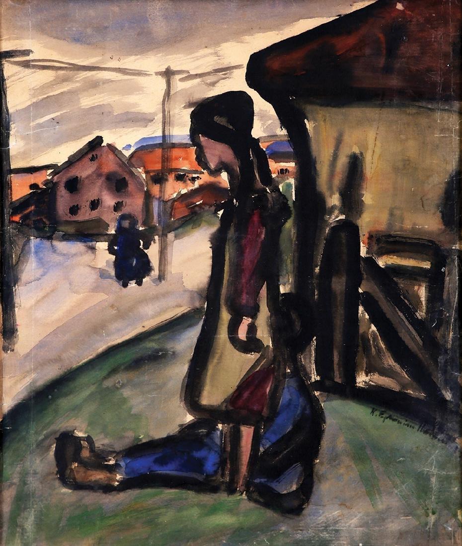 Kaete Ephraim Marcus 1892 - 1970