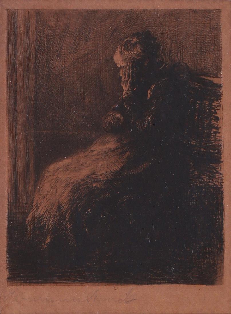 Jozef Israels 1824 - 1911