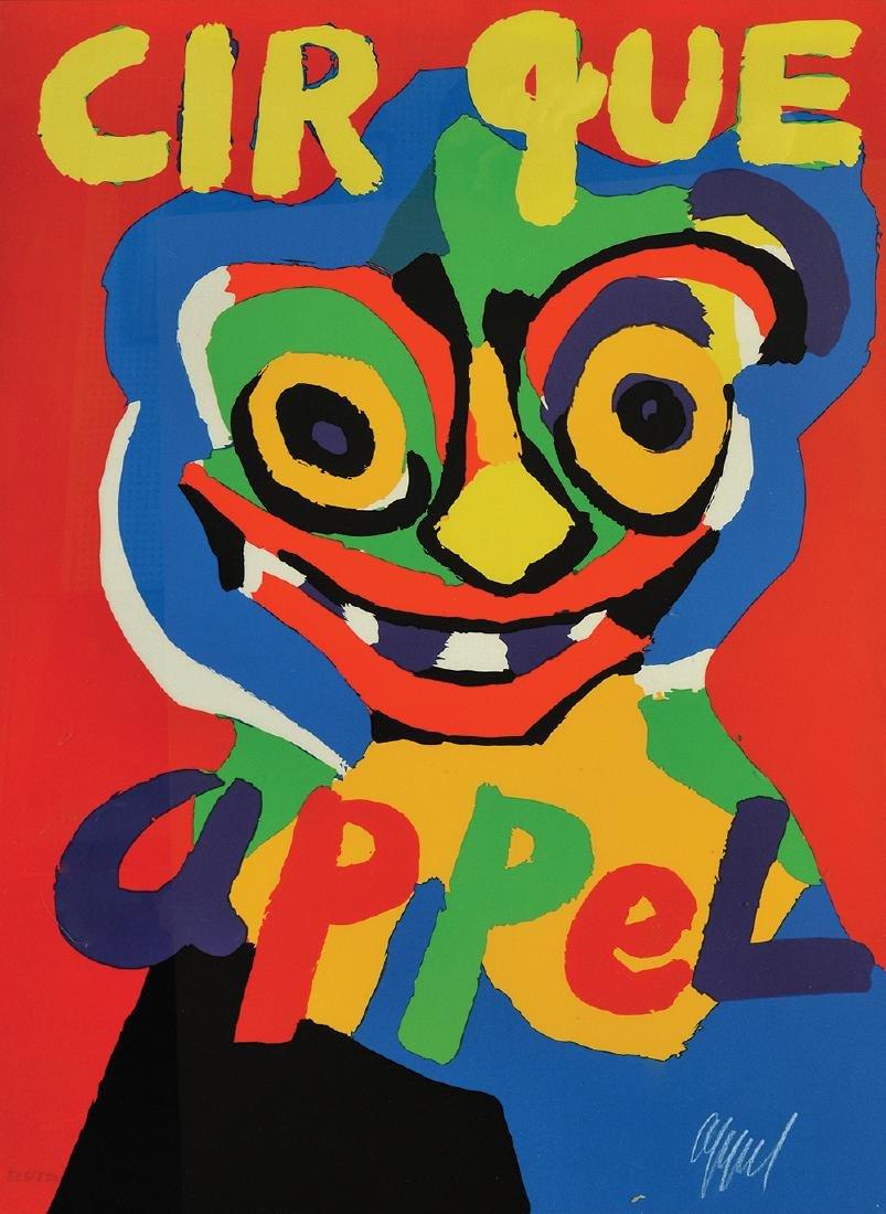 Karel Appel 1921 - 2006