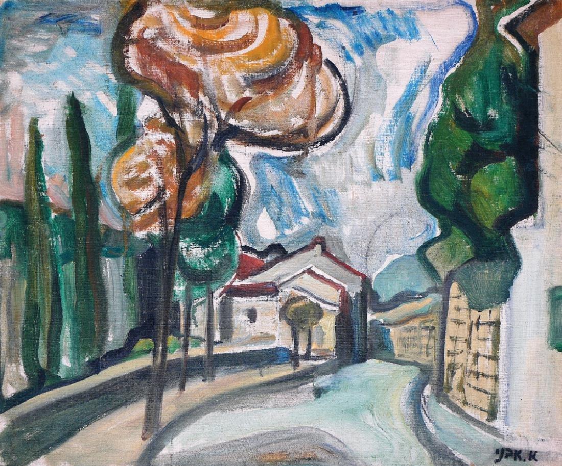 Aharon Avni 1906 - 1951