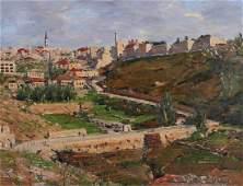 Ludwig Blum 1891 - 1974( Israeli )