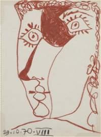 Pablo Picasso 1881 - 1973