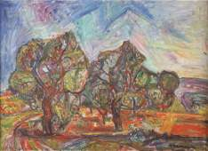 Pinchas Kremegne   1890 - 1981