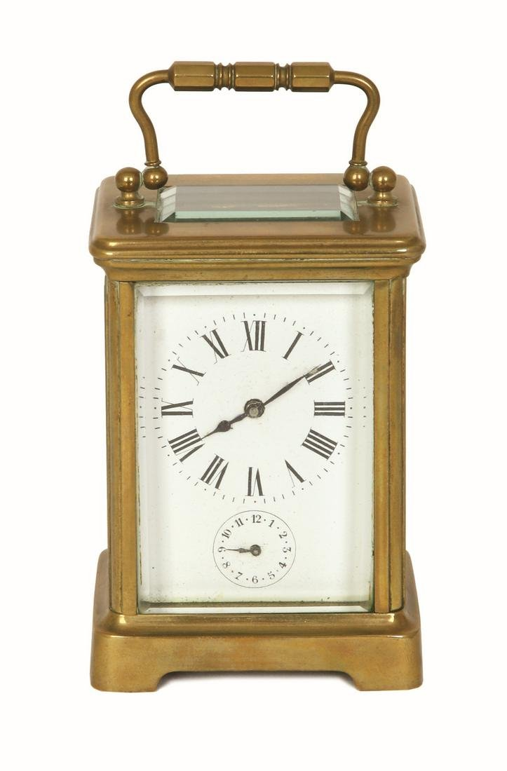 HIGH QUALITY FRENCH TRAVEL CLOCK
