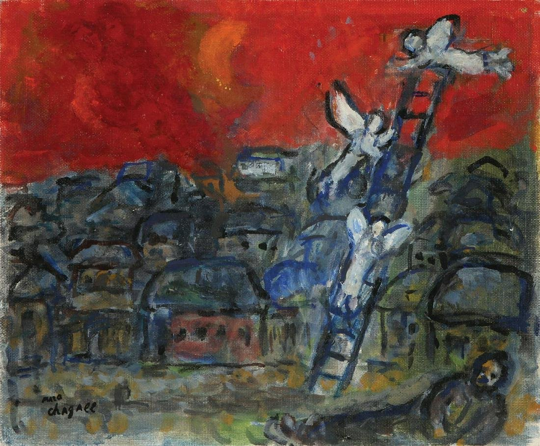 Marc Chagall (Russian-French)