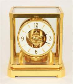 JAEGER LE COULTRE, HIGH QUALITY SWISS ATMOS CLOCK