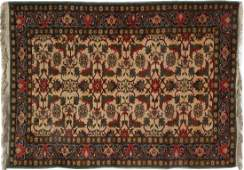 An Old Persian Tabriz rug