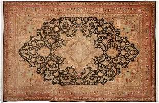 PERSIAN TABRIZ RUG, MID 20th CENTURY