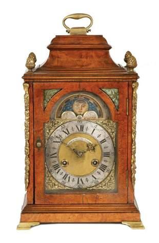 ENGLISH MANTEL CLOCK, CIRCA 1950