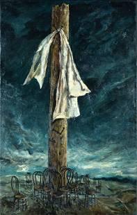 Yosl Bergner b. 1920