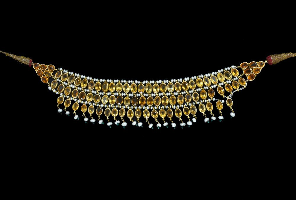 LATE 19€™TH CENTURY BUKHARIAN NECKLACE