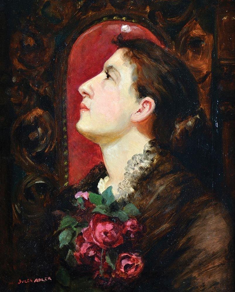 Jules Adler 1856-1952