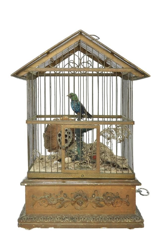 Songbird in a Cage