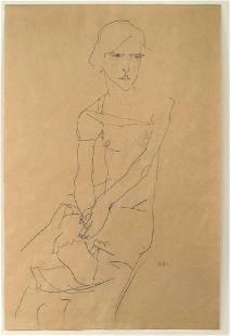 Egon Schiele 1890 - 1918