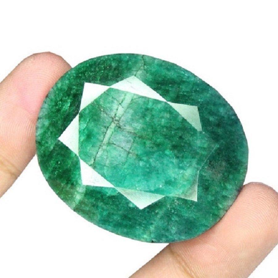 Emerald Gemstone, 210cts, International Wholesale