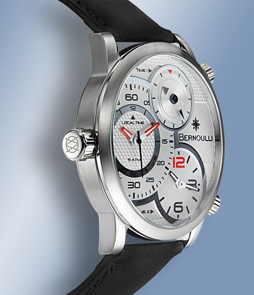 Bernoulli 3 Time Zone