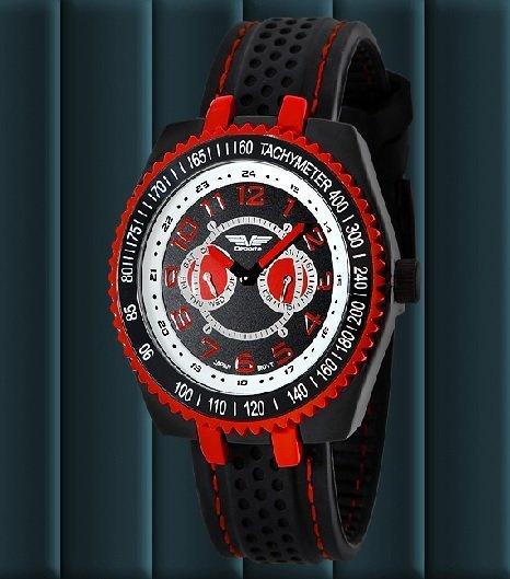 Multi-Function Mens Watch Deporte Clypse design