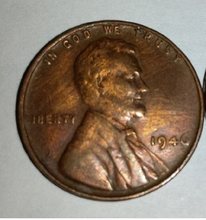 1946 Wheat Penny Circulated