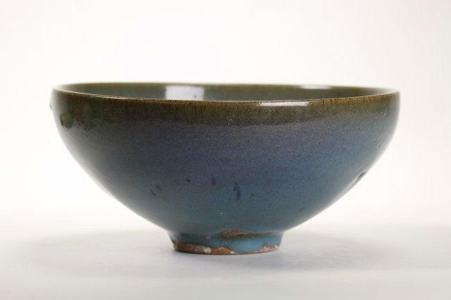 A Chinese Jun Yao Bowl,Yuan dynasty