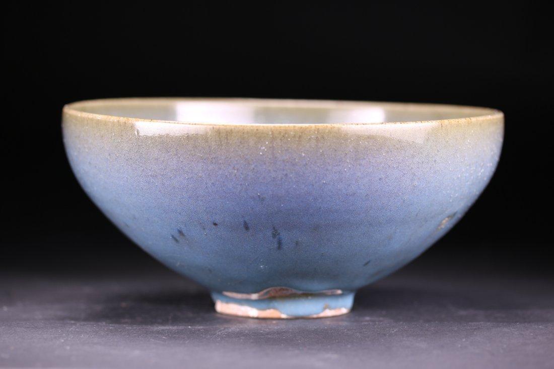 A Chinese Jun Yao Bowl. Ming Dynasty. - 2