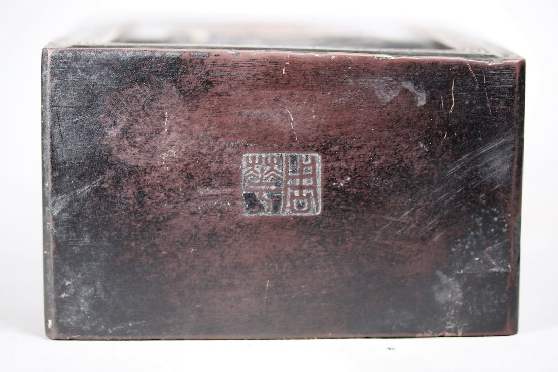 A Chinese Duan Inkstone ,Song dynasty - 6