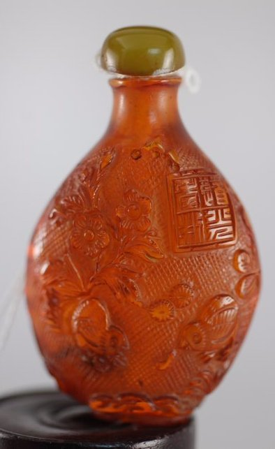 A  Chinese Snuff Bottle, 19 Century