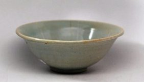 A Chinese Qingbai Porcelain Bowl, Song Dynasty