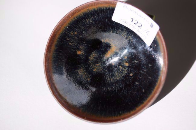 A Chinese Jian ware 'Hare's Fur' bowls