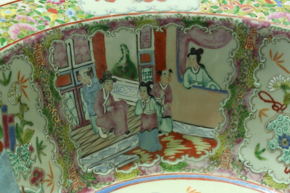 A  famille rose enameled porcelains,late Qing dynasty - 6