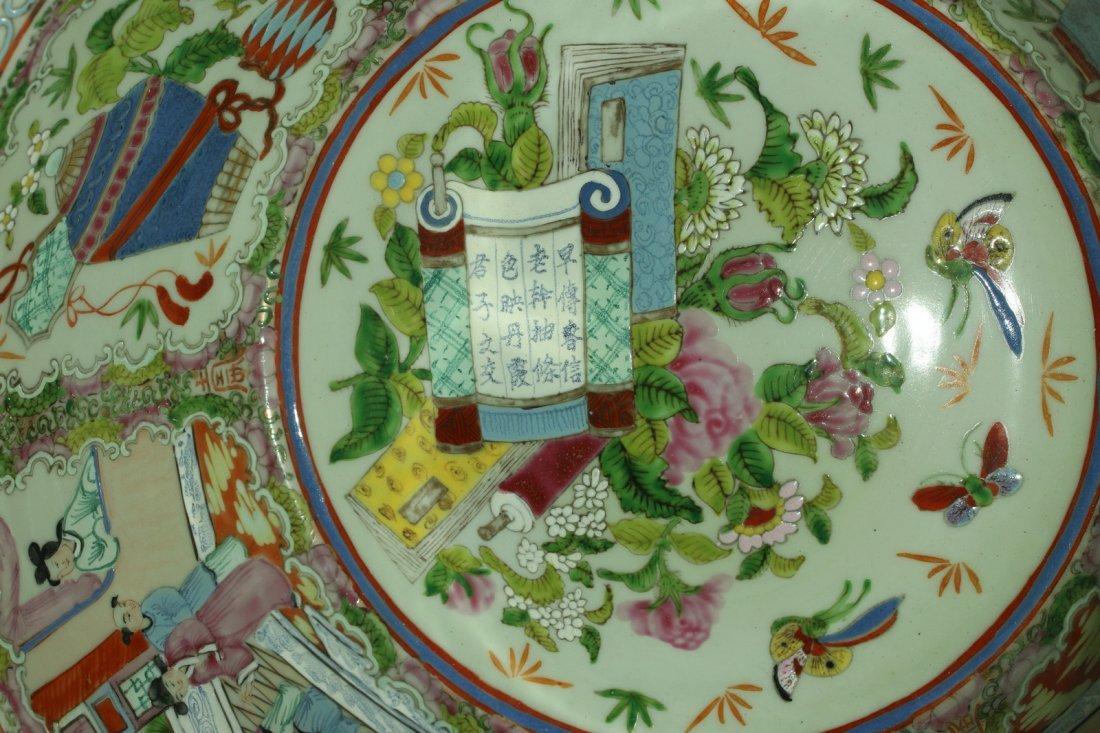 A  famille rose enameled porcelains,late Qing dynasty - 7