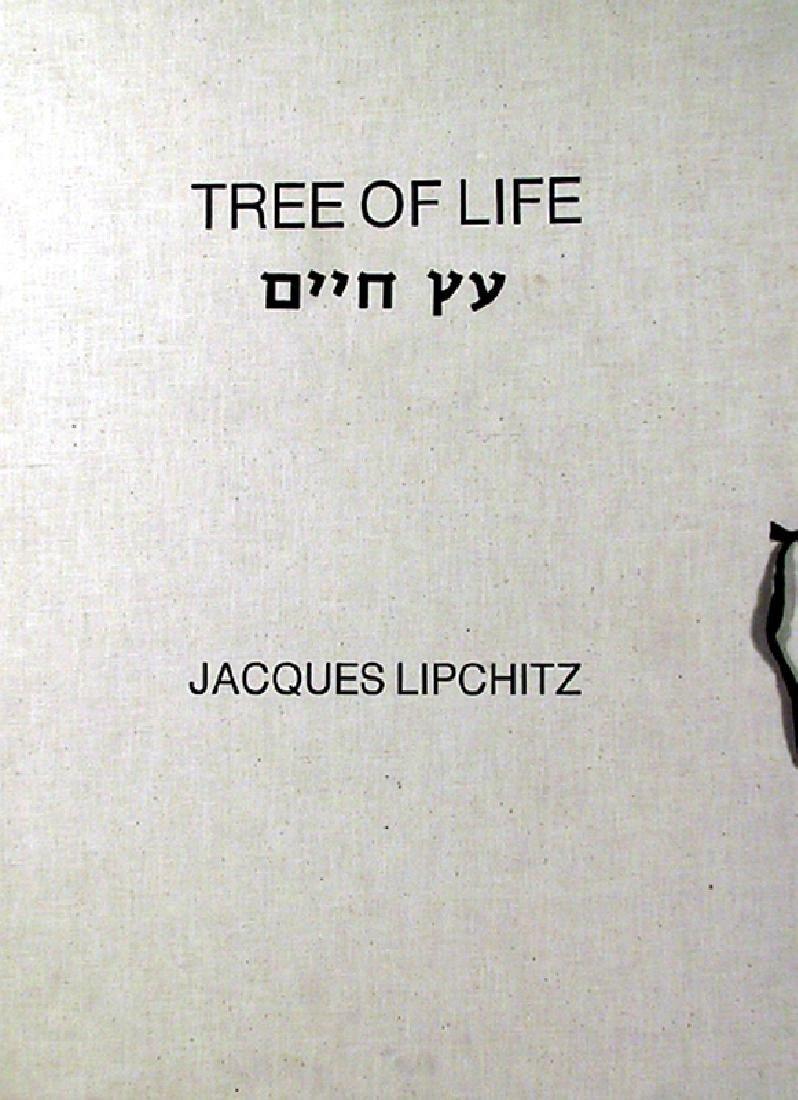 Jacques Lipchitz, Tree of Life , Portfolio of Three - 2